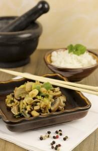 Reiskocher zum Reis garen